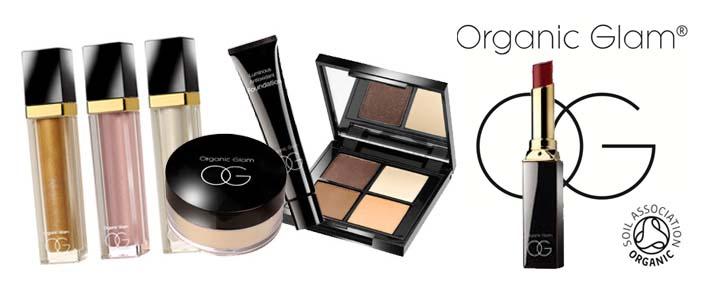 organic glam maquillaje orgánico