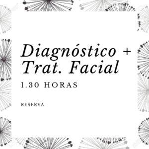 Diagnóstico y tratamiento Facial completo